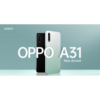 OPPO 31 (4GB+128GB) 6.5 INCH SCREEN DISPLAY