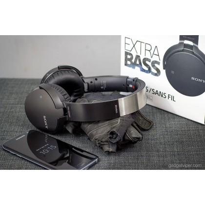 Sony MDR-XB650 Headset Subwoofer Wireless Bluetooth Headset