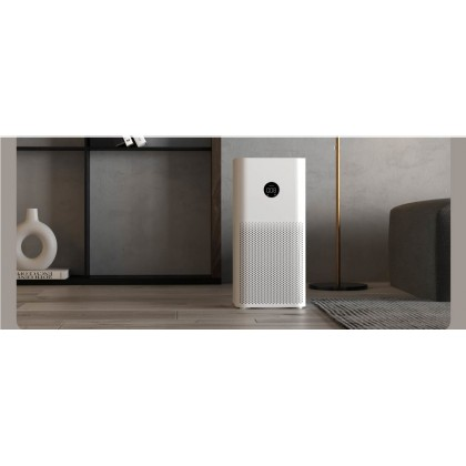 Xiaomi Mi Air Purifier 3C Best Clear Air Delivery Rate (CADR) with Smart Home Wi-Fi Intelligent App Control